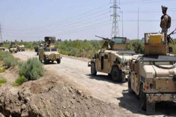 آزادسازی پل «الجرایشی» در الرمادی عراق