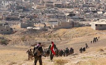 شهر «سنجار» عراق آزاد شد