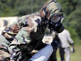 داعش در پی ساخت سلاحهای شیمیایی است