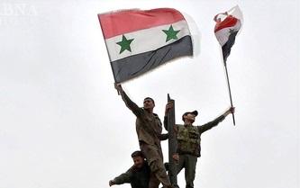 ارتش سوریه یک جاده راهبردی را آزاد کرد