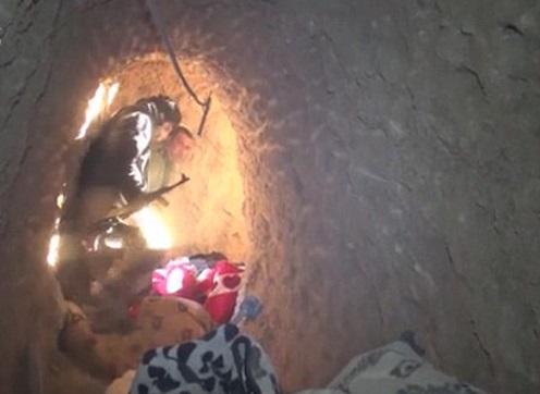 کشف تونلهای متعلق به داعش زیر شهر سنجار