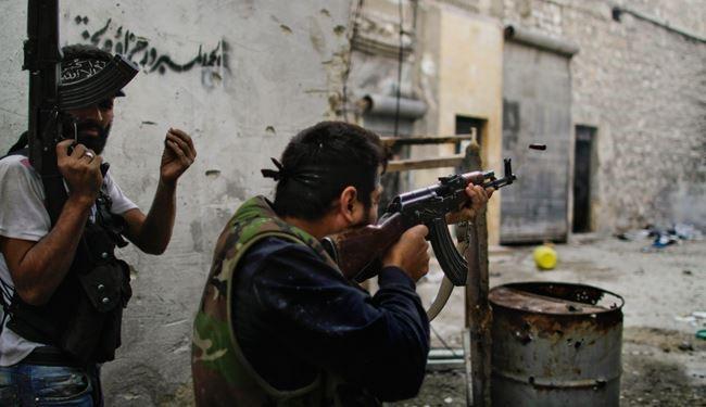 فرار داعشی ها از حومه جنوبی حلب