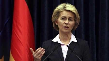 وزیر دفاع آلمان علیه داعش اعلام جنگ کرد