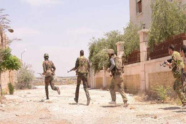 هلاکت سرکرده داعش در منطقه الکصریات