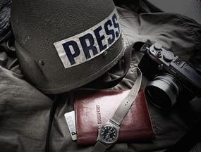 داعش یک خبرنگار را از وسط نصف کرد!