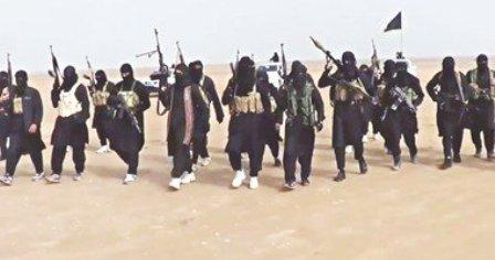 فرار تروریست های داعش از مرکز الرمادی