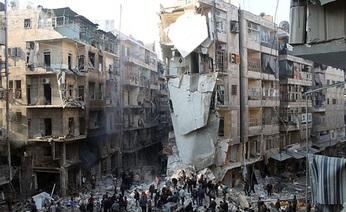 شهادت 9 دانش آموز در حمله خمپاره ای به یک مدرسه