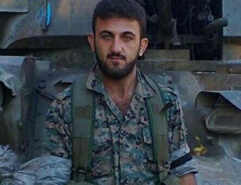 شهادت فرمانده شیعه سوری در استان حمص
