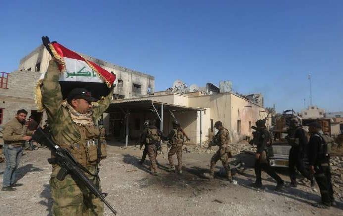 آزادی شهر الرمادی عراق