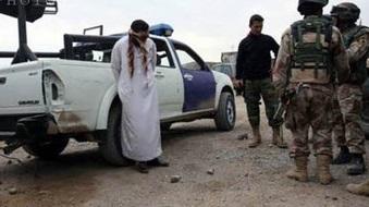 وزیر دارایی داعش به دست نیروهای عراقی دستگیر شد
