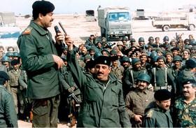 آموزش یگانهای ویژه داعش توسط افسران صدام
