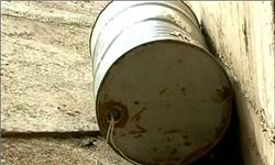 کشف ۵۵ بشکه مواد منفجره در الانبار