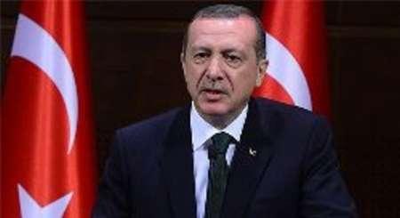 اردوغان همچنان بر مواضع ترکیه در قبال داعش اصرار می کند