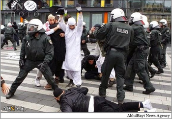 دستگیری طرافداران داعش در اتریش