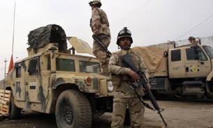 کشته شدن 16 نیروی مرزبان عراقی به دست عناصر داعش