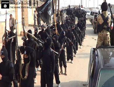500 اردنی در کنار تروریست های داعش نبرد می کنند