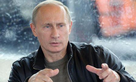تهدیدات داعش علیه پوتین