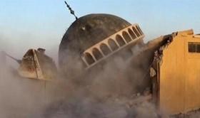 داعش بیشتر مساجد دیالی را منفجر کرده است