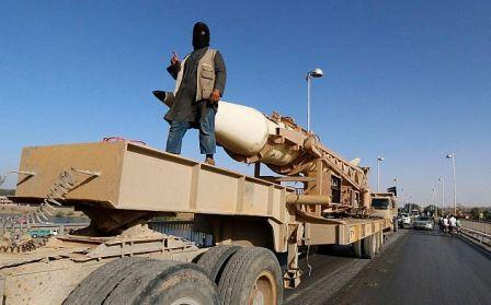 داعش به بمب اتم رسید؟