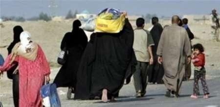 بازگشت 300 خانوار عراقی به مناطق شرق الرمادی