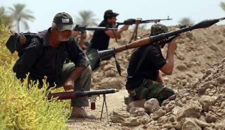 مقاومت اهالی بلد در برابر داعش