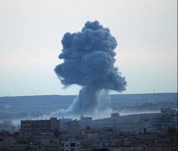 شهری که در نبرد با داعش ویران شد