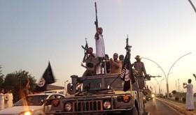 هلاکت 100 داعشی در حملات هوایی در موصل