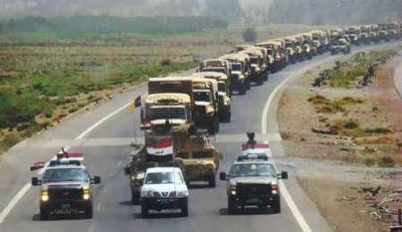 قبایل استان الانبار عراق برای مقابله با داعش ارتش تشکیل می دهند
