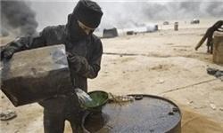 ارتش سوریه کاروان انتقال نفت داعش را هدف قرار داد