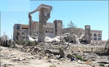 داعش ساختمان فرمانداری و شهرداری موصل را منفجر کرد