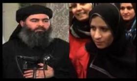 مطلقه ابوبکر بغدادی و زن سرکرده النصره در لبنان آزاد شدند