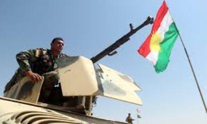 727 پیشمرگ کرد در مبارزه شش ماهه با داعش کشته شده اند
