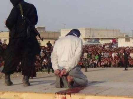 تداوم جنایات داعش در سوریه با اعدام 4 شهروند سوری