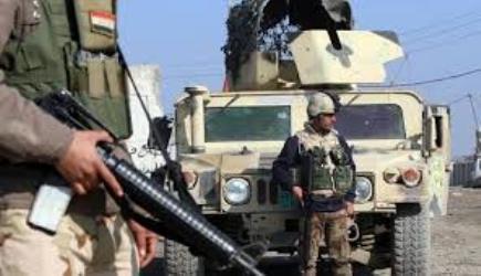 شهر المعتصم در استان صلاح الدین عراق آزاد شد