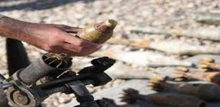 اصابت 15گلوله خمپاره و 12موشک کاتیوشا به سامرا
