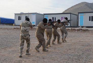 آموزش های ویژه برای سربازان عراقی مامور بازپس گیری شهر موصل