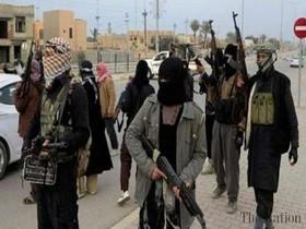 حمله داعش به مقر فرماندهی عملیات الانبار
