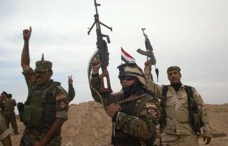 ارتش عراق منطقه بوطارش در جنوب تکریت را آزاد کرد