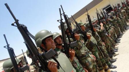 داعش به شهرکی در الانبار حمله کرد