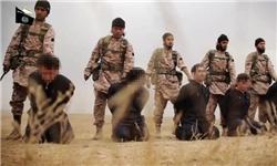 اعدام داعش 23 عراقی را در شرق تکریت