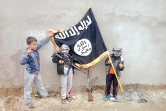 سازمان ملل: داعش صدها کودک را برای جنگ در سوریه آموزش میدهد