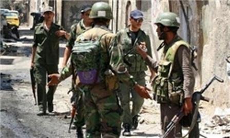 هلاکت 60 تروریست در دیرالزور سوریه