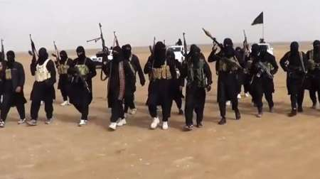 اعدام 100 تن از نیروهای داعش