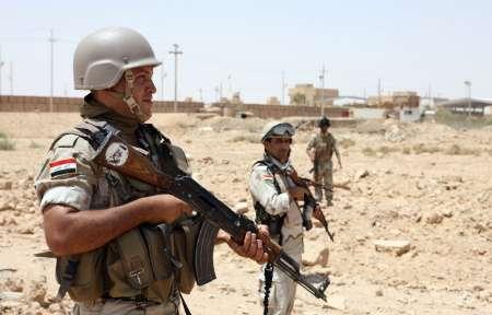دفع حمله داعش به یک پایگاه هوایی