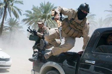 60 عضو داعش در غرب عراق به هلاکت رسیدند