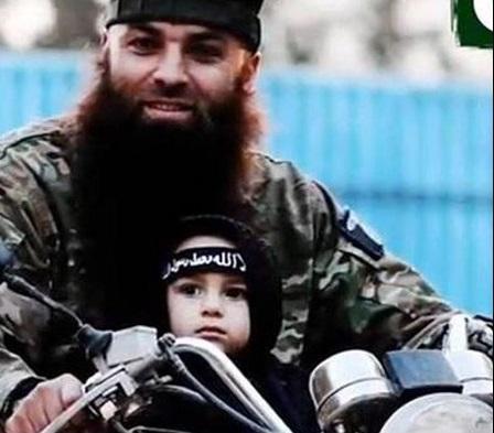 زن کوبایی کودک گمشدهاش را در میان داعش یافت