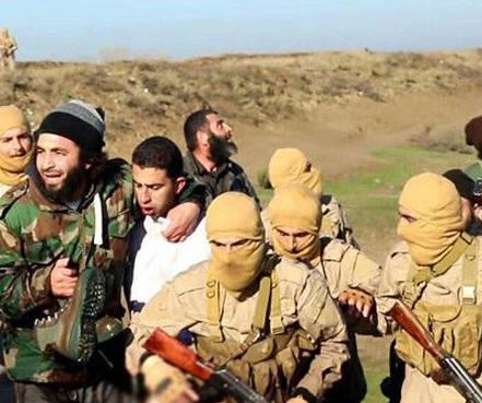 داعش خلبان اردنی را به اسارت گرفت