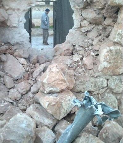 شهادت کودکان شیعه سوری در حمله موشکی تکفیریها