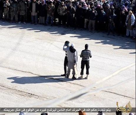 داعش یک سوری دیگر را اعدام کرد