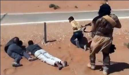 اعتراف دو عضو داعش به قتل 1700 دانشجوی افسری